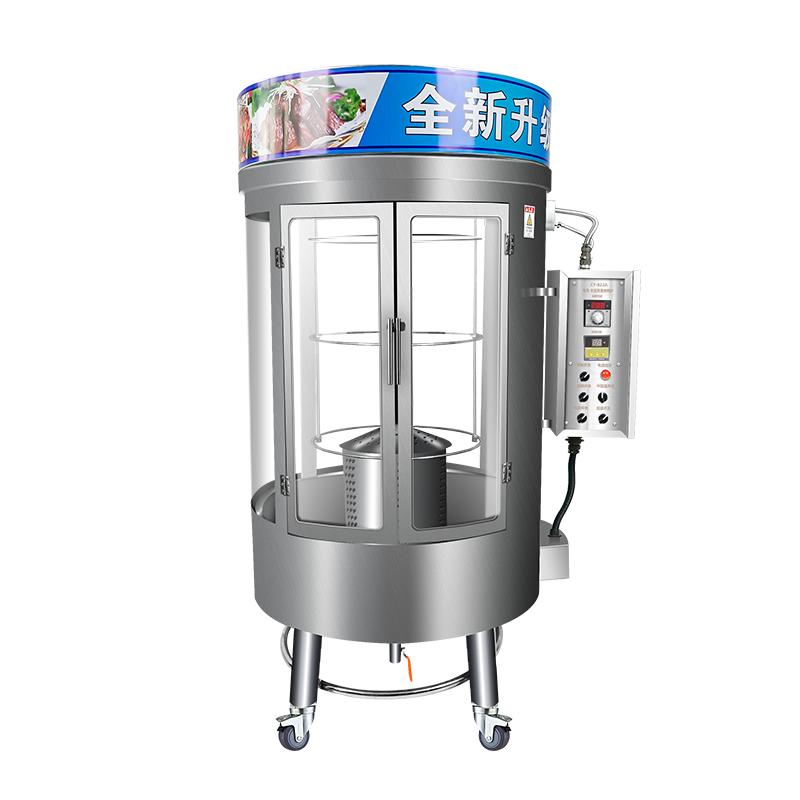 电热烤鸭炉-CY-822A