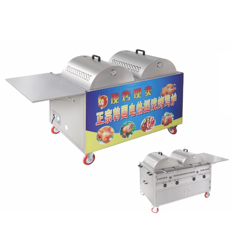 电热韩式烤鸡炉CY-4