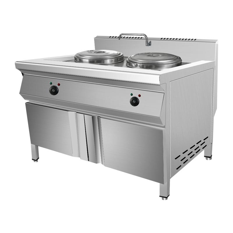 电热双桶豪华煮面炉CY-450S