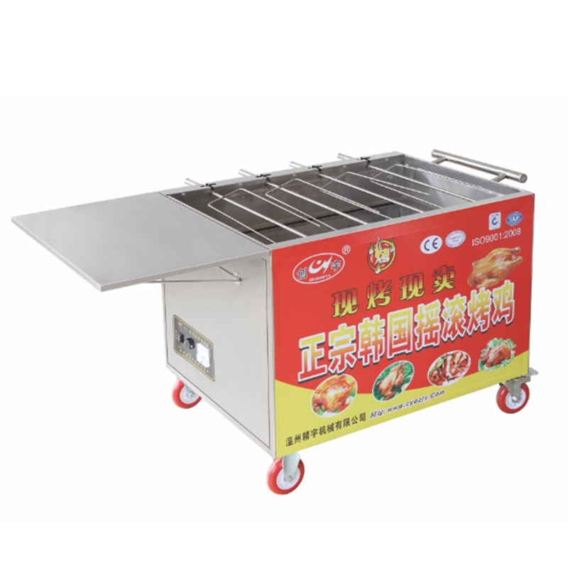 排木炭烤鸡炉CY-4