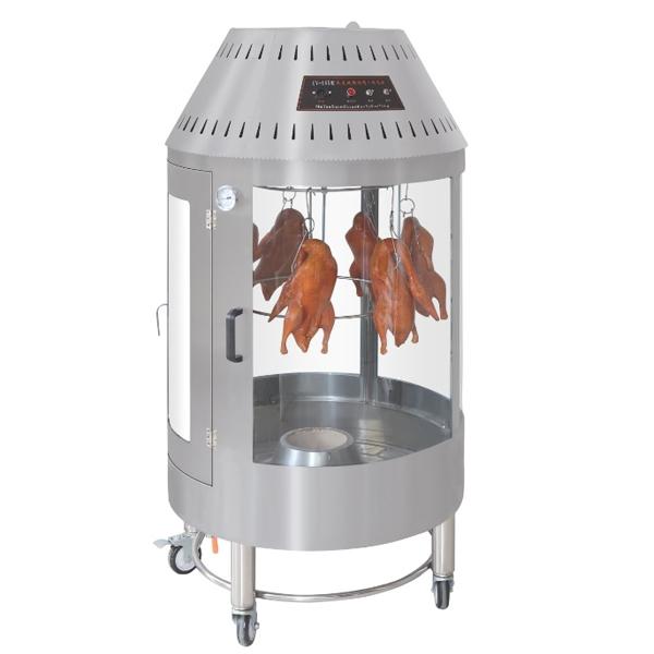 立式木炭烤鸭炉-CY-165